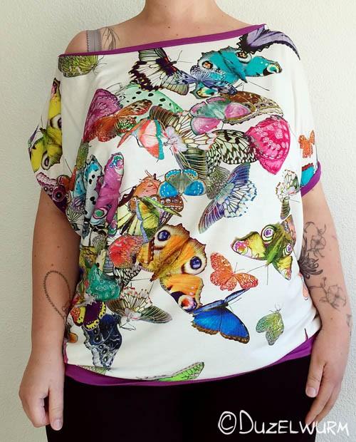 Shirt am Model