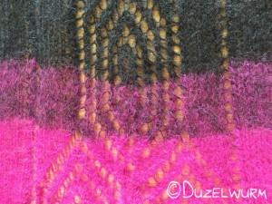 Farbverlauf Schwarz Pink