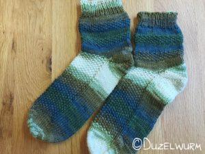 Socken ganz