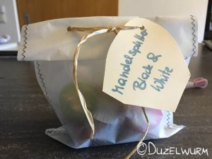 verpackter Keksbeutel