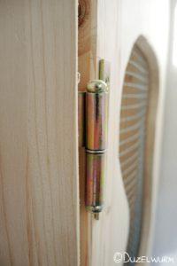Aushängescharnier Tür