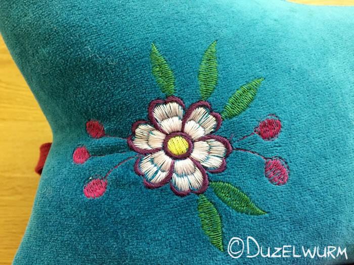 Blume Stickbild 3