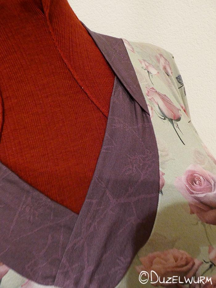 Easypeasy Rose Kragen